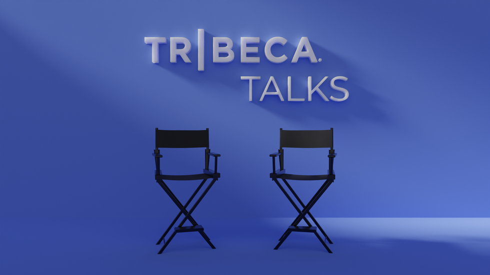 Introducing the Tribeca Talks Podcast