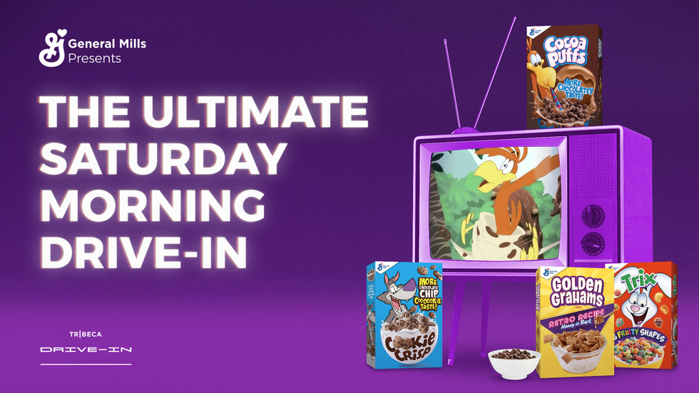 Saturday Mornings are Back!