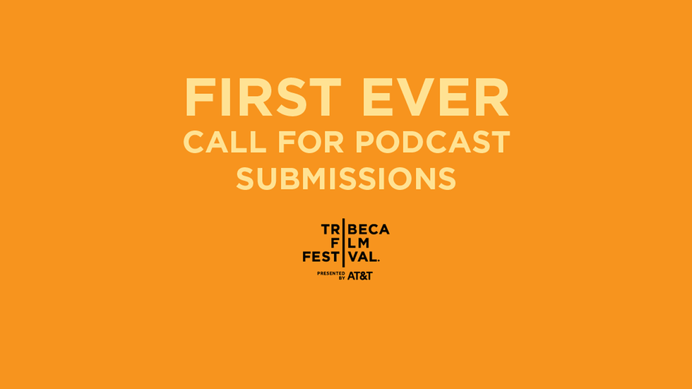 First Ever Call for Podcast Submissions