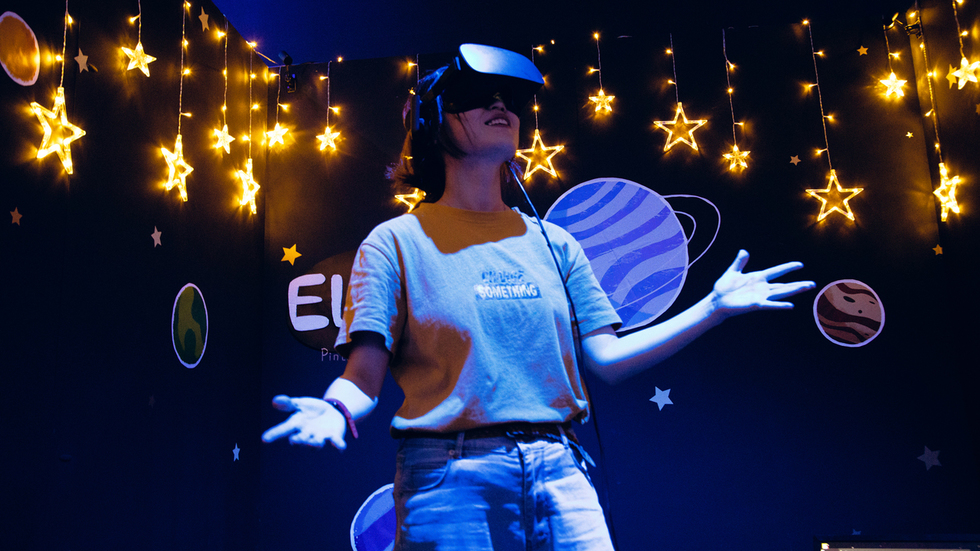 What Makes VR and Immersive Storytelling So Special?