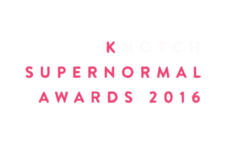 Knotch Supernormal Awards 2016