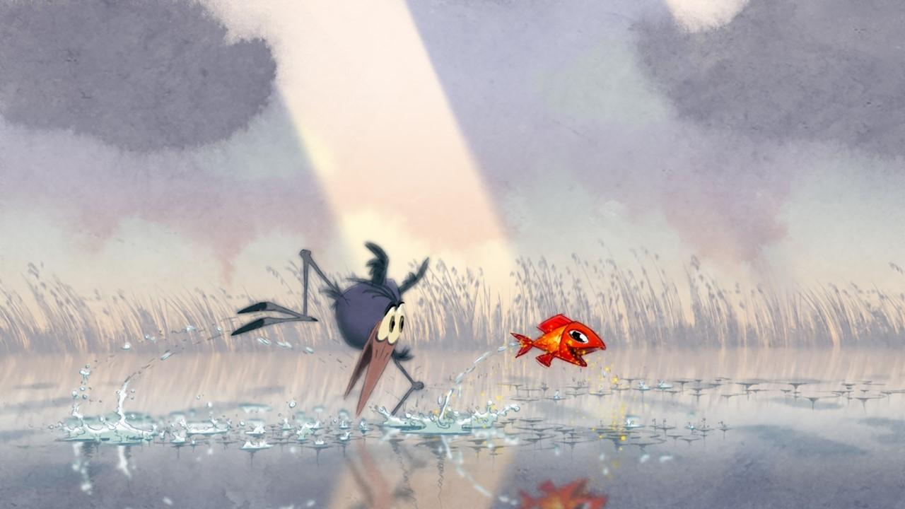 Bird Karma, animacion, annecy, dibujos