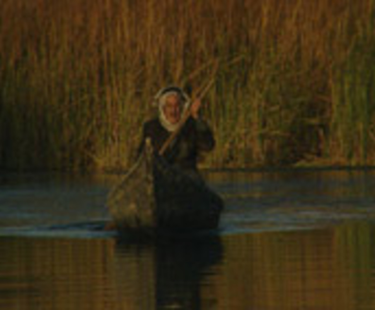 Zaman, the Man From the Reeds