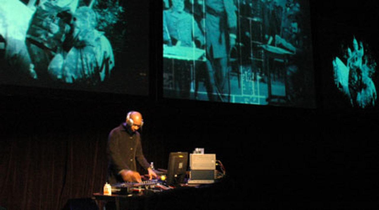 "DJ Spooky's ""Rebirth of a Nation"""