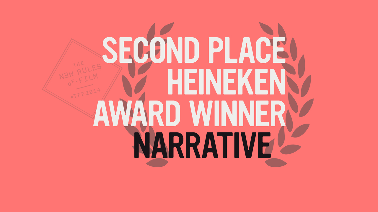 Second Place Heineken Award Winner - Narrative