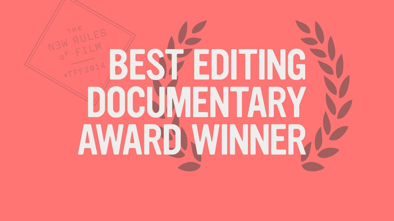 Best Editing Documentary Award Winner: Ne Me Quitte Pas