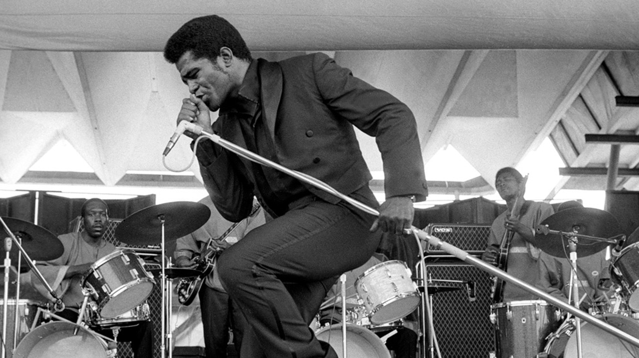 Untitled James Brown Documentary