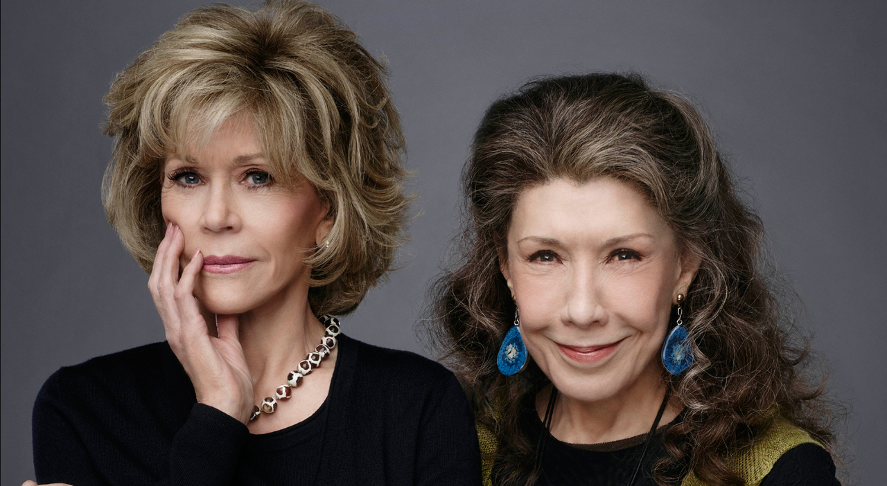Tribeca Tune In: Grace and Frankie