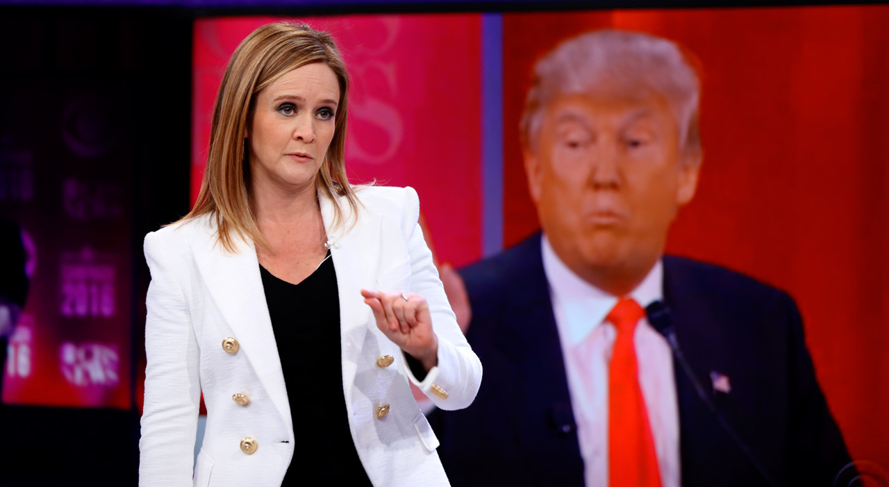 Tribeca Tune In: Full Frontal with Samantha Bee
