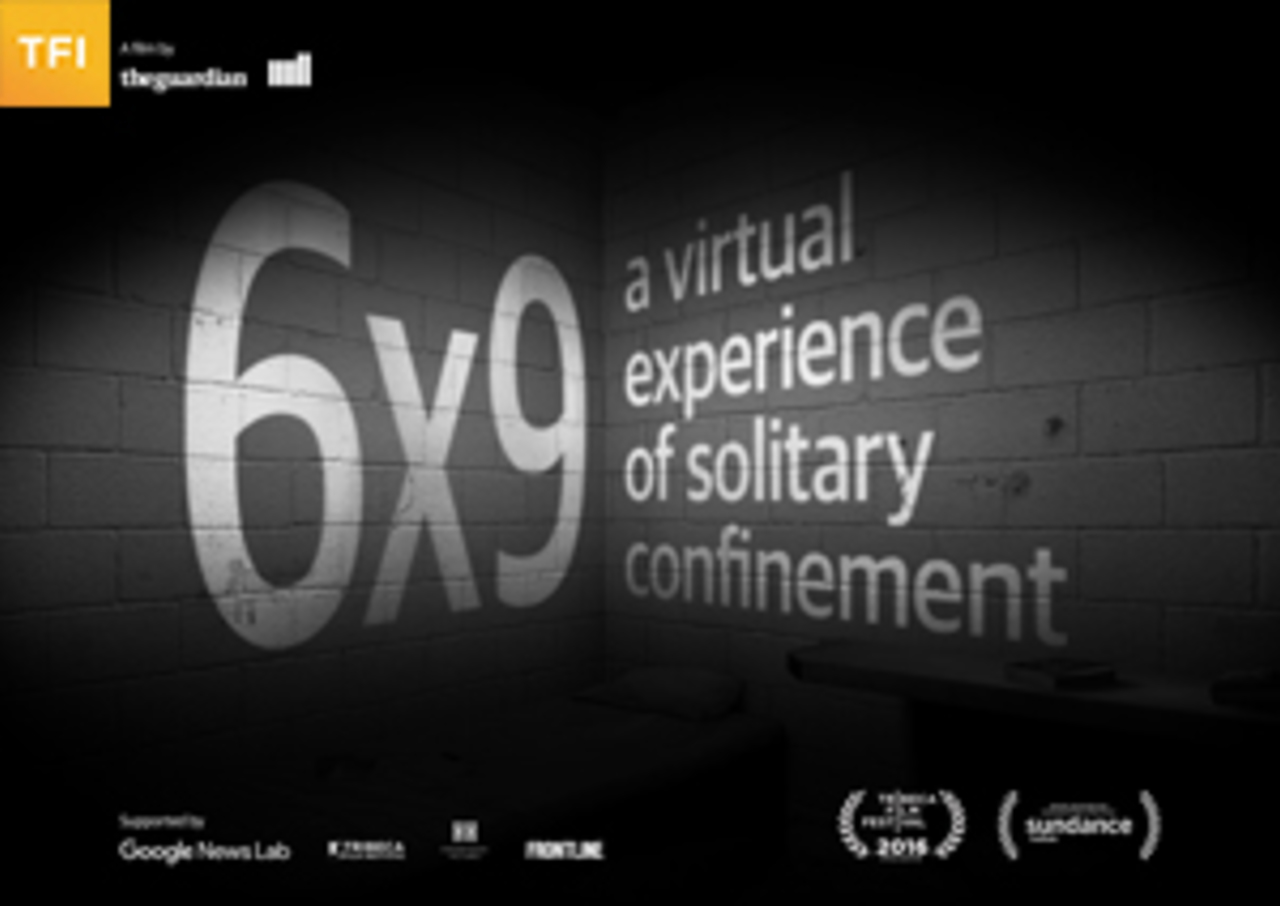6x9: An Immersive Experience of Solitary Confinement