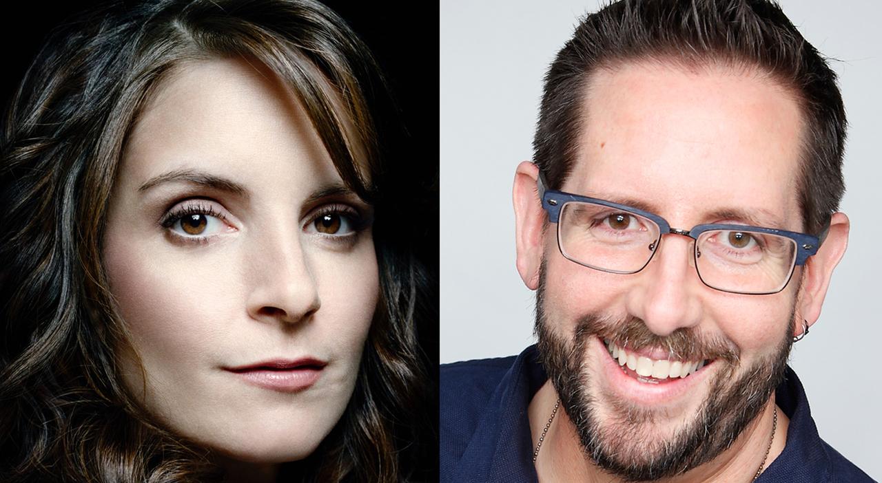 Tribeca Talks: Storytellers - Tina Fey with Damian Holbrook