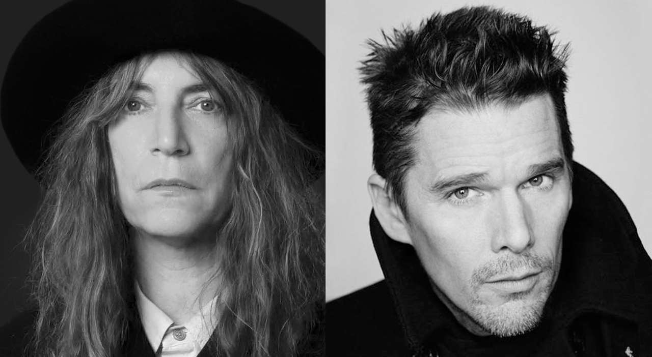 Tribeca Talks: Storytellers - Patti Smith with Ethan Hawke