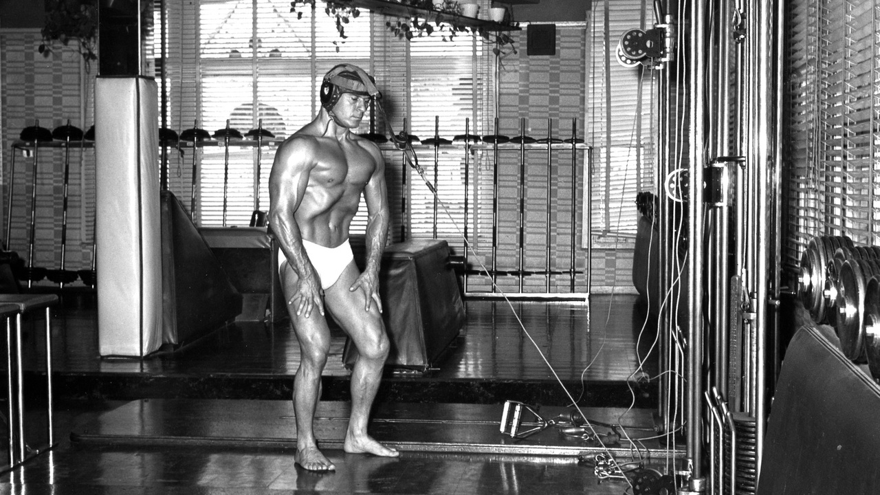 The Godfather of Fitness