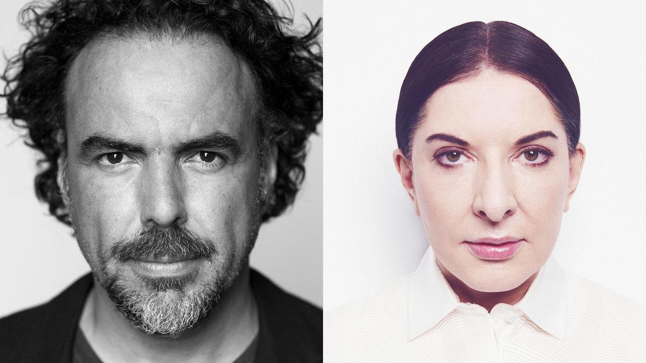 Tribeca Talks: Directors Series - Alejandro González Iñárritu with Marina Abramović