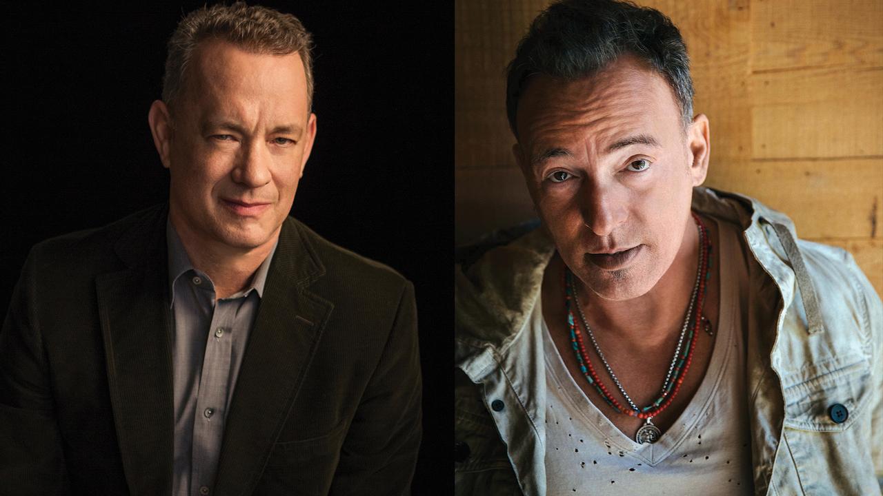 Tribeca Talks: Storytellers - Bruce Springsteen with Tom Hanks
