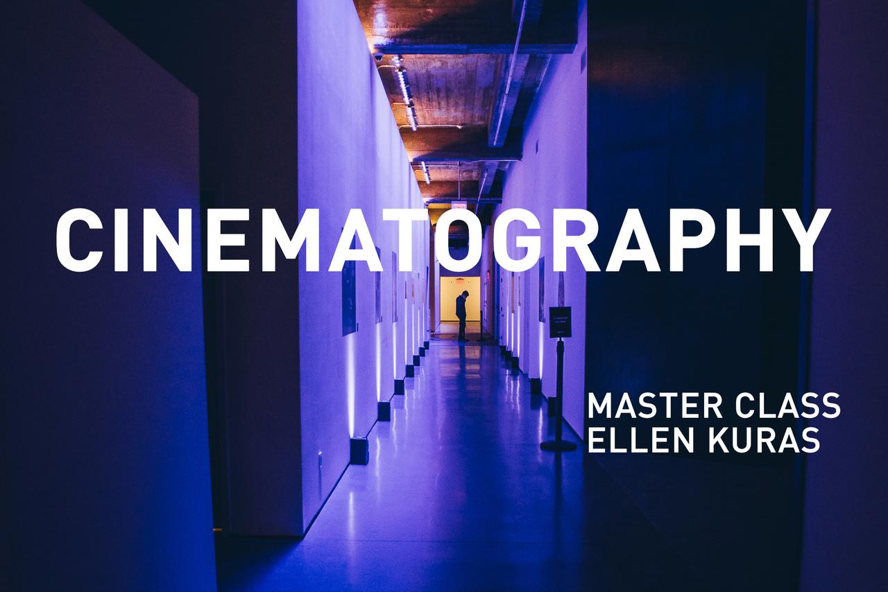 Tribeca Talks: Master Class - Cinematography