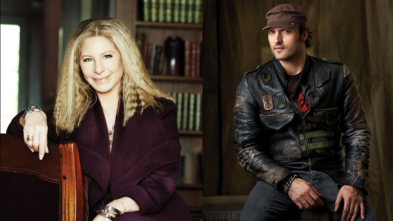 Tribeca Talks: Storytellers - Barbra Streisand with Robert Rodriguez