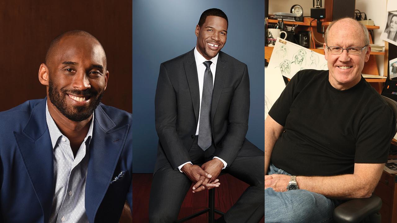 Tribeca Talks: Storytellers - Kobe Bryant and Glen Keane with Michael Strahan