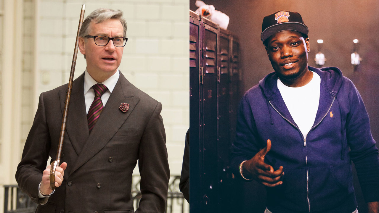 Tribeca Talks: Directors Series - Paul Feig with Michael Che