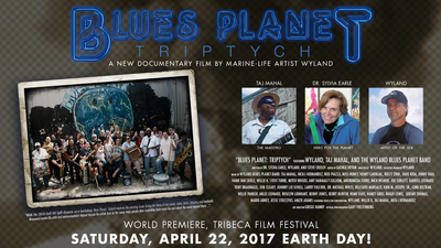 Blues Planet Triptych with performance by Taj Mahal