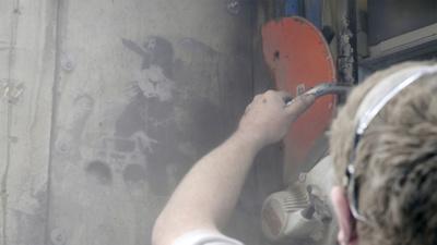 Man Who Stole Banksy