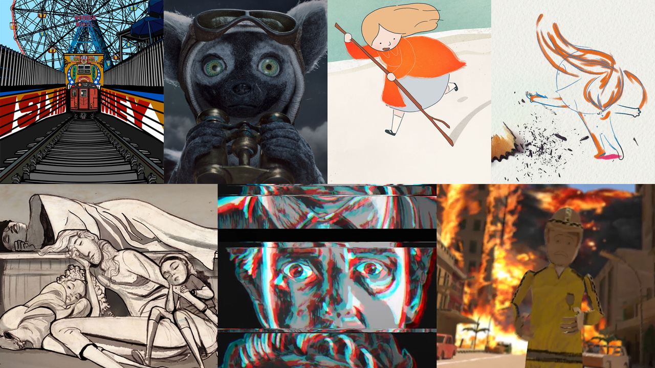 Shorts: Animated Shorts Curated by Whoopi G