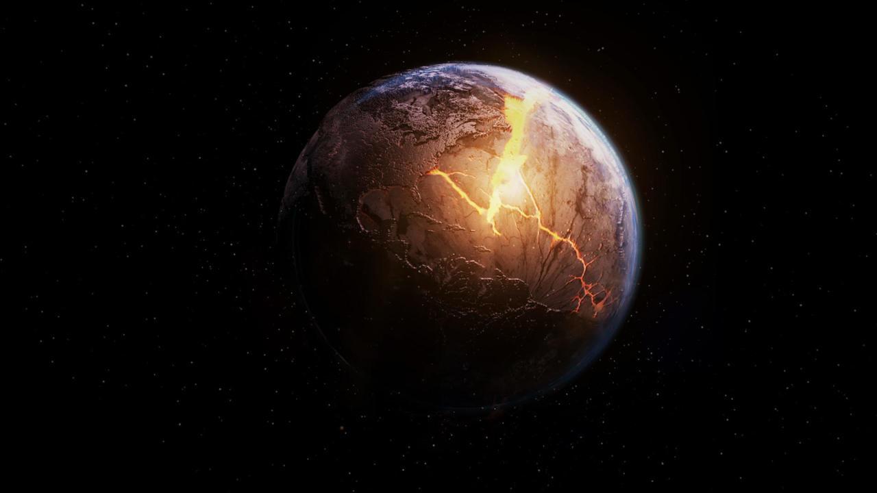SPHERES: Pale Blue Dot
