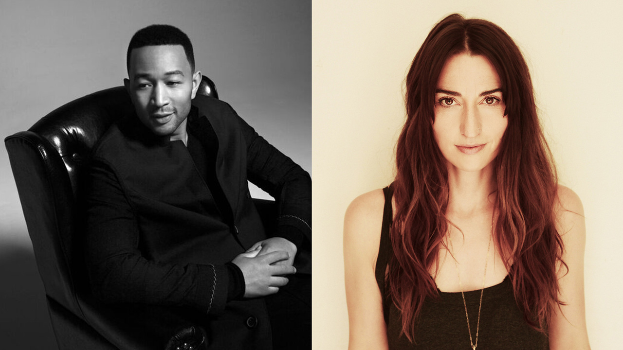 Tribeca Talks: Storytellers - John Legend with Sara Bareilles