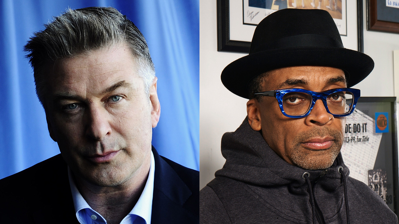 Tribeca Talks: Storytellers - Alec Baldwin with Spike Lee