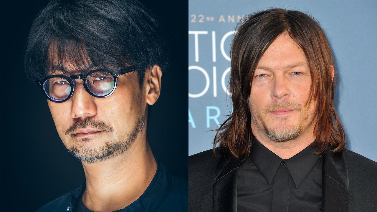 Tribeca Games Presents: Hideo Kojima with Norman Reedus