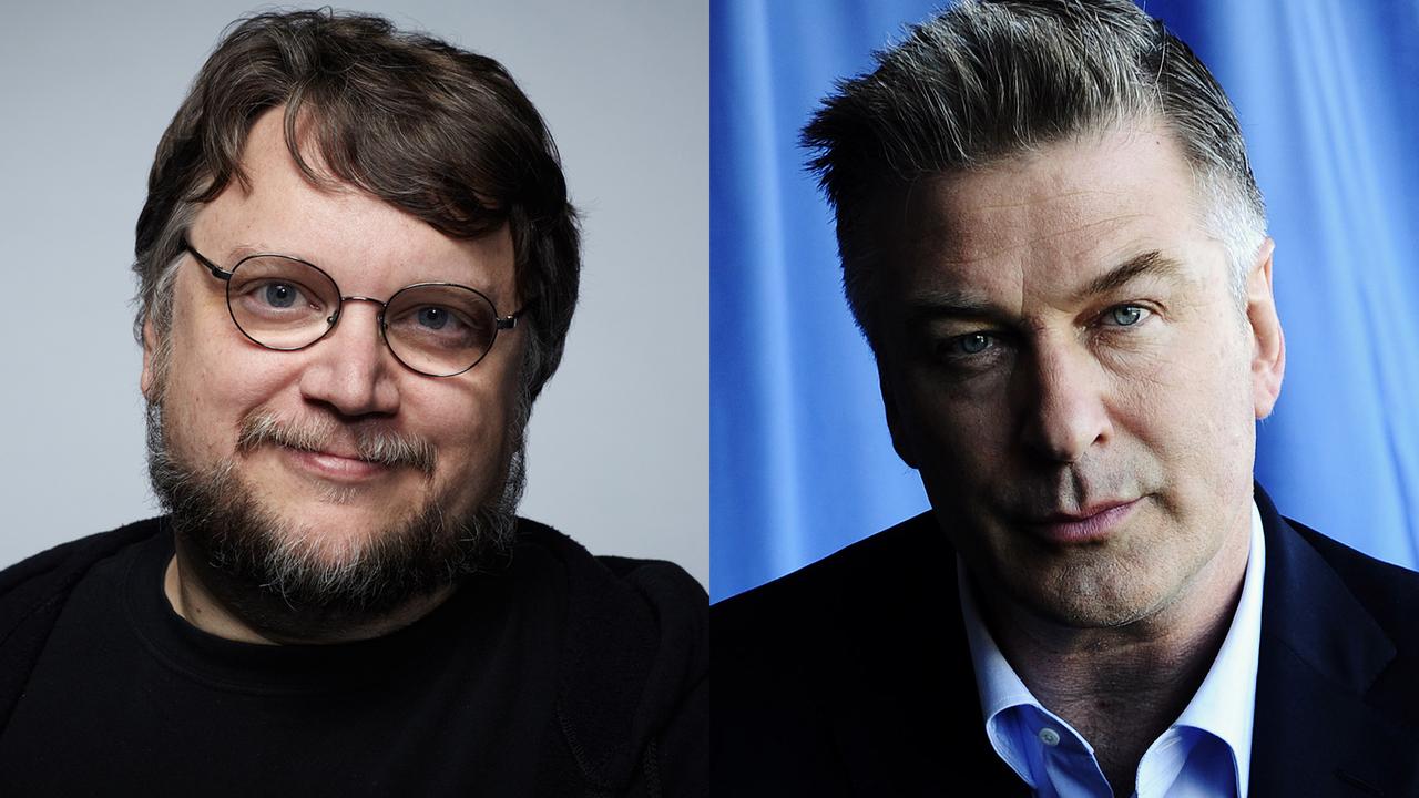 Directors Series – Guillermo del Toro with Alec Baldwin
