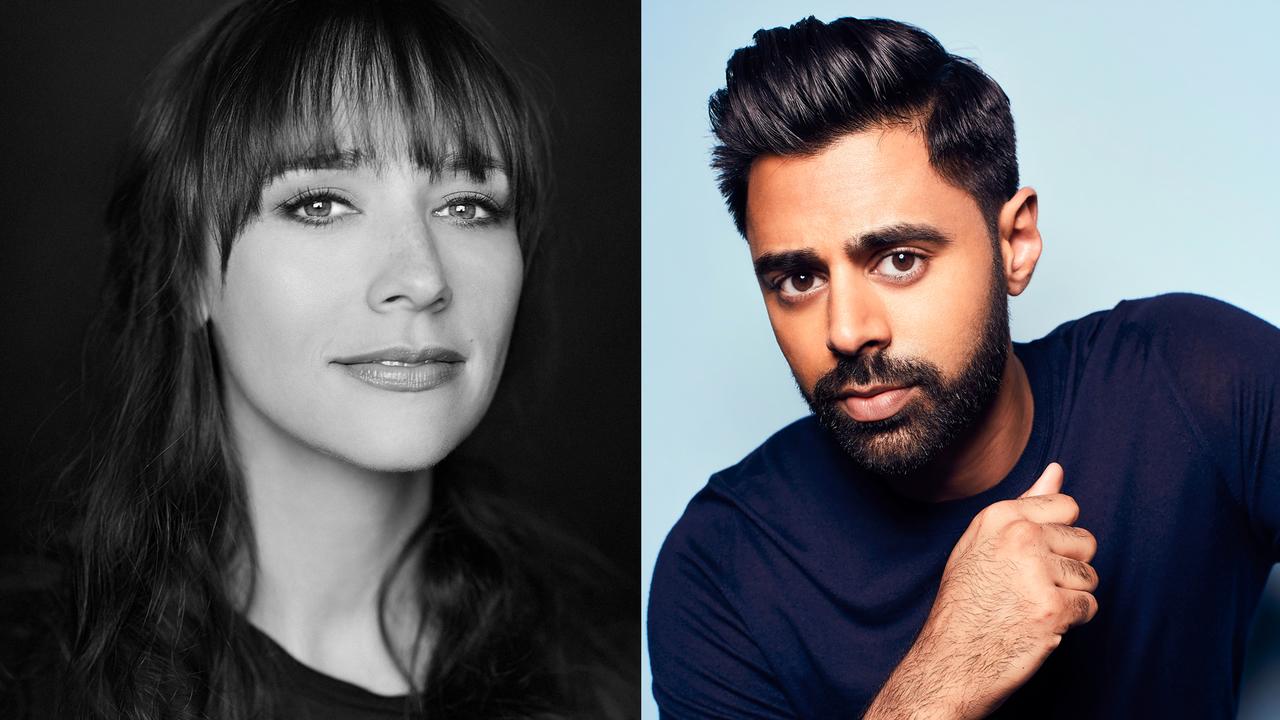Storytellers – Rashida Jones with Hasan Minhaj