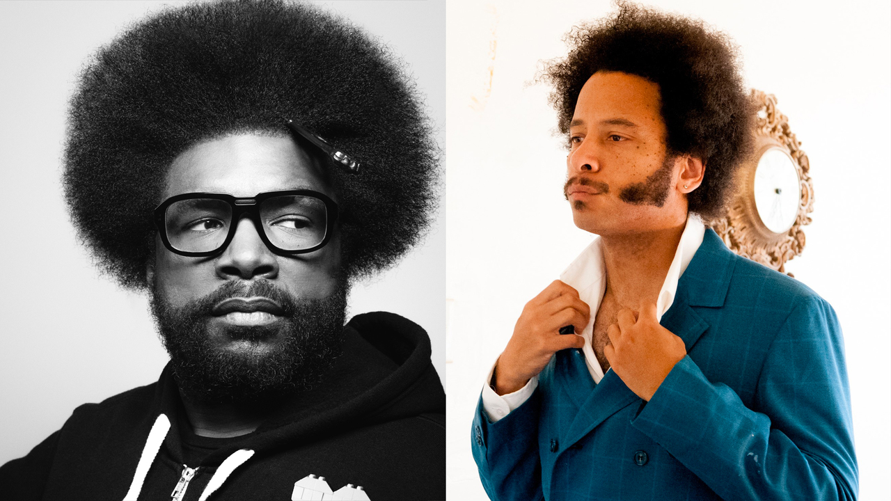 Storytellers – Questlove with Boots Riley