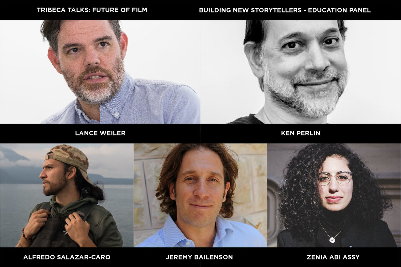 Future of Film – Building the New Storytellers