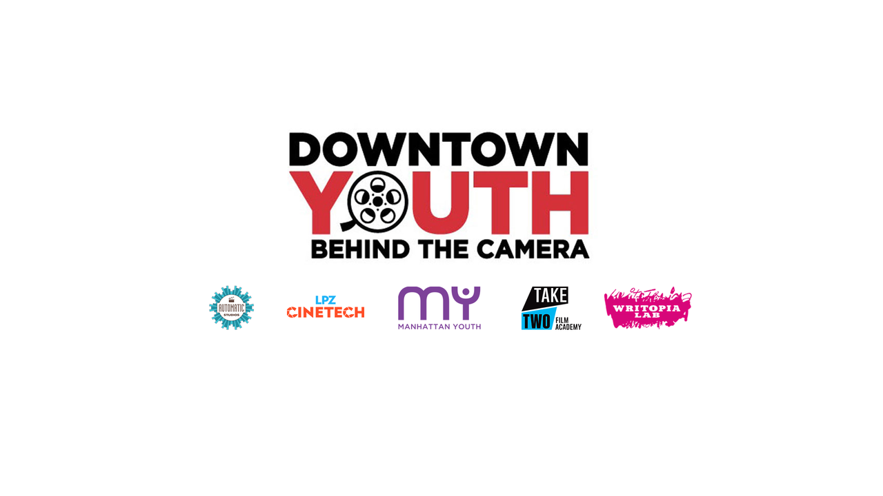 Downtown Youth Behind The Camera