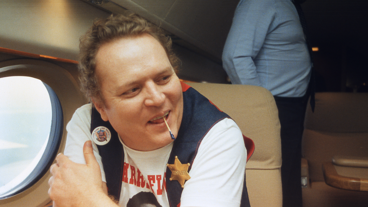 Larry Flynt for President