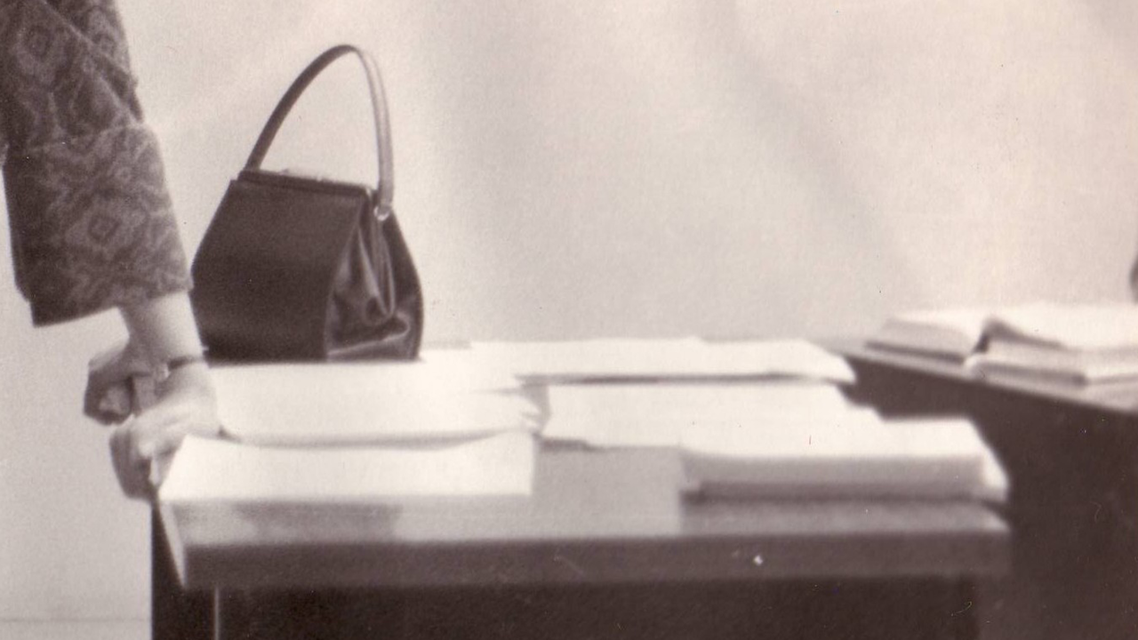 Making the Case: A Supreme Court Justice and Her Bags