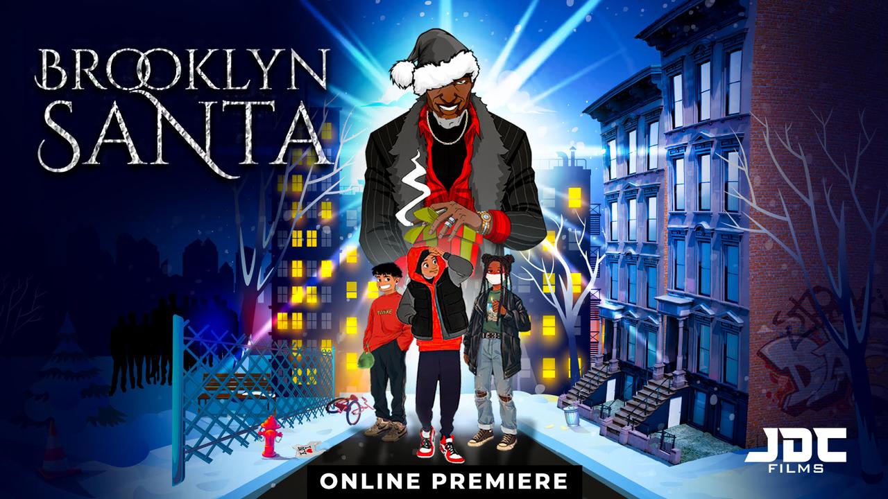 Brooklyn Santa