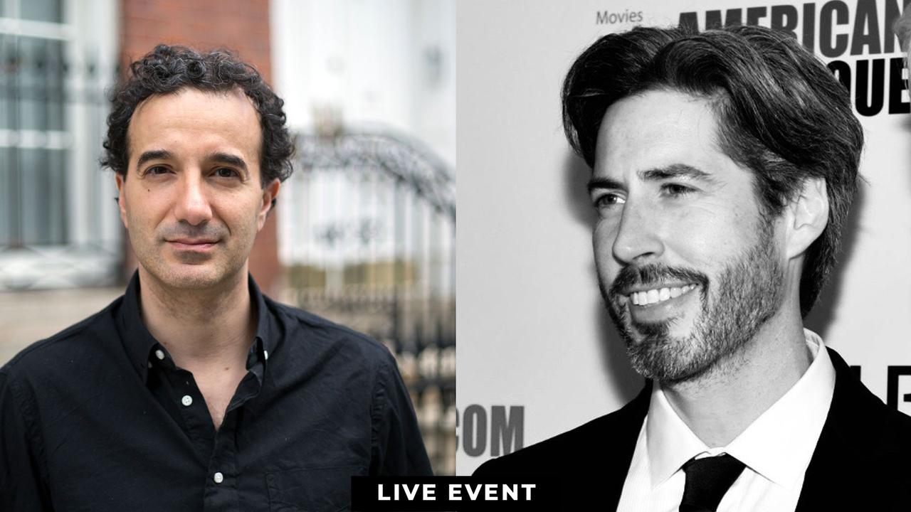 Tribeca Talks: Jad Abumrad with Jason Reitman