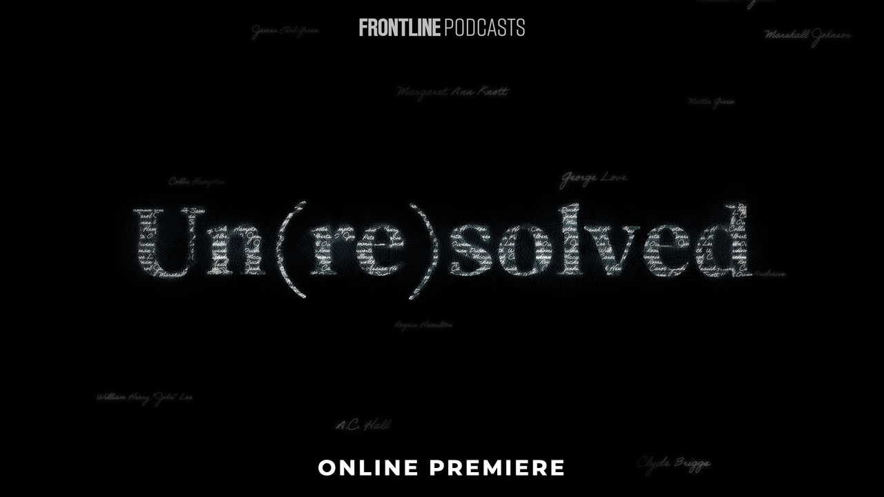 Un(re)solved Podcast
