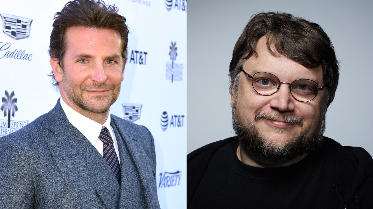 Storytellers – Bradley Cooper with Guillermo Del Toro