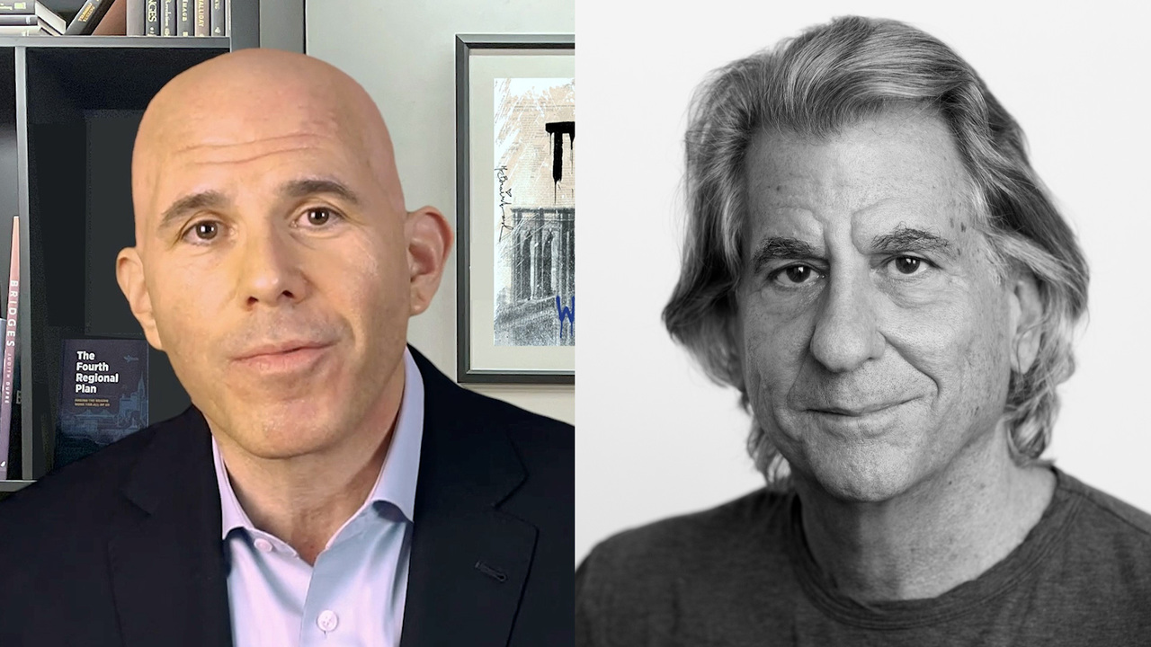 Scott Rechler Recalibrate Reality: The Future of NY with David Rockwell