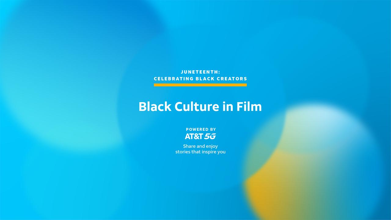 Black Culture in Film