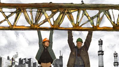 Deconstruction Workers