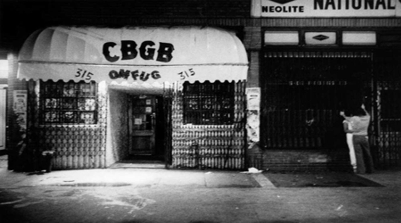 Burning Down the House: The Story of CBGB