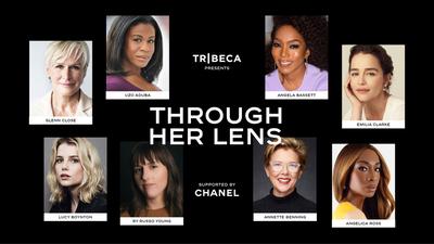 The 6th annual Tribeca CHANEL Women's Filmmaker Program