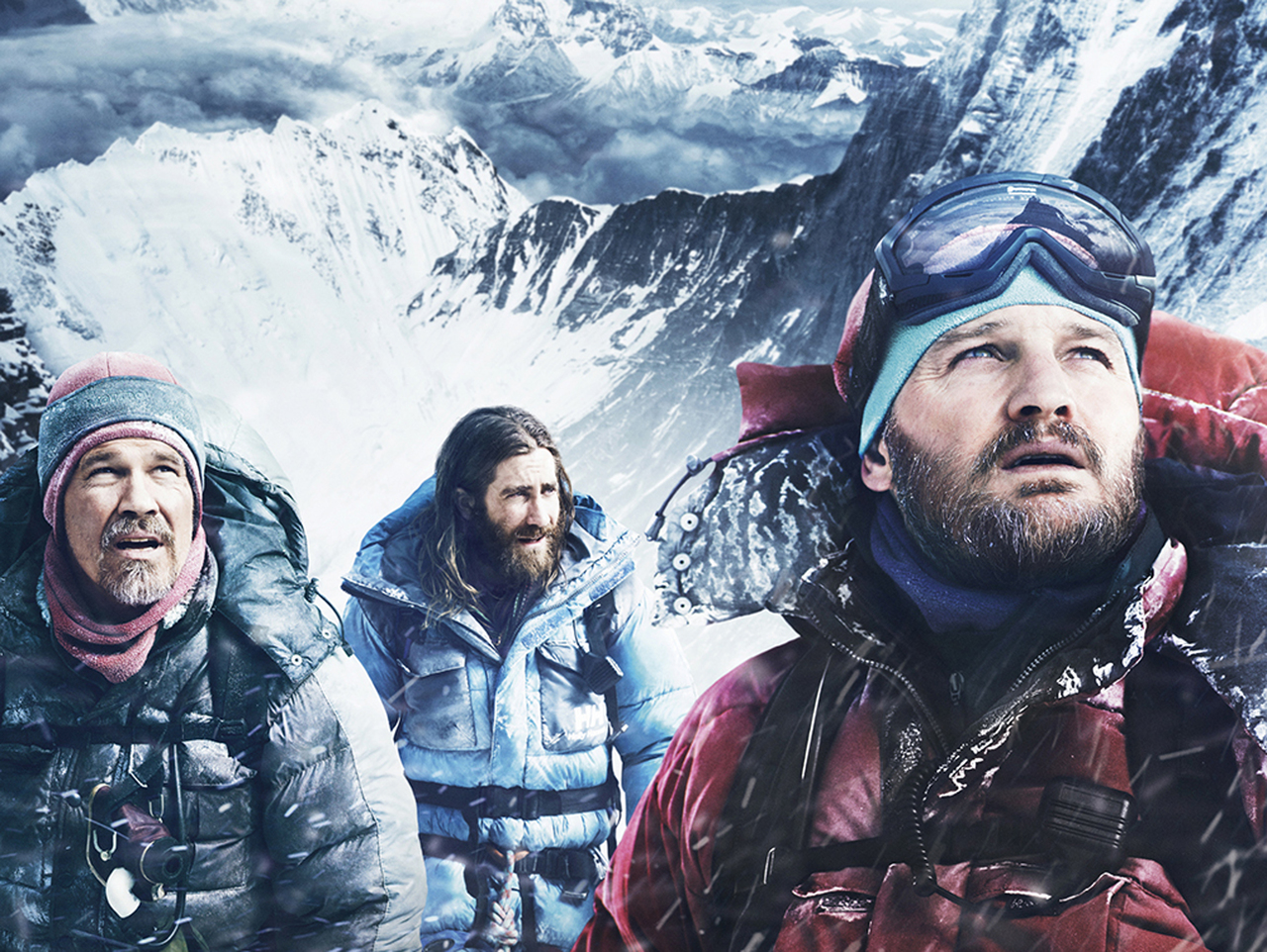 The rare exercise in Hollywood grandeur that's worth its costly IMAX ticket price... EVEREST (2015)