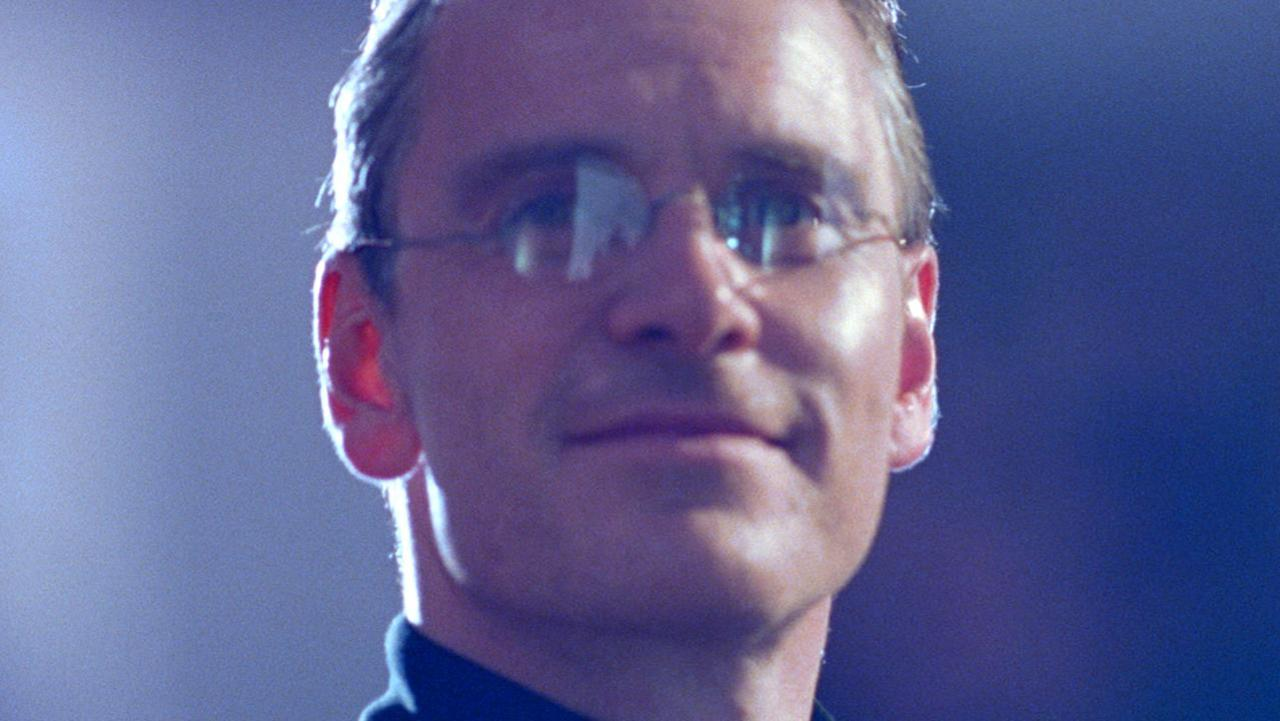 Because not all biopics have to be formulaic and obvious... STEVE JOBS (2015)