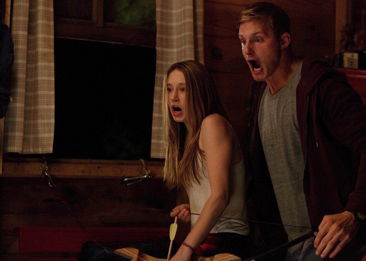 Here's a horror-comedy with real heart (and not just a heart that's been ripped out of someone's chest)... THE FINAL GIRLS (2015)