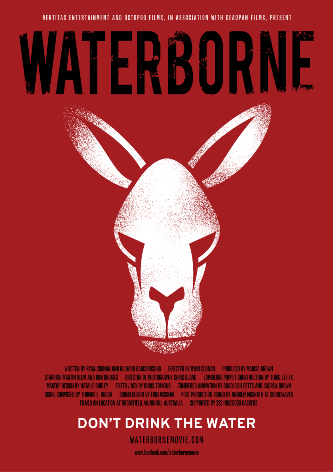 WATERBORNE, dir. Ryan Coonan (2014)